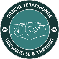 Logo - Danske-Terapihunde